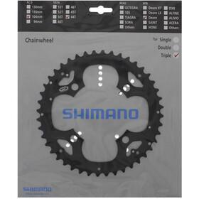 Shimano Deore FC-M530 - Platos - para KSR 9-vel negro